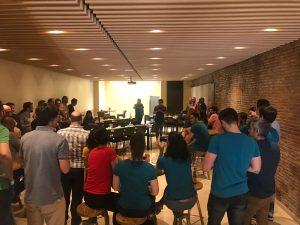 Strands 2018 Hackathon Generates Collaborative Ideas in the