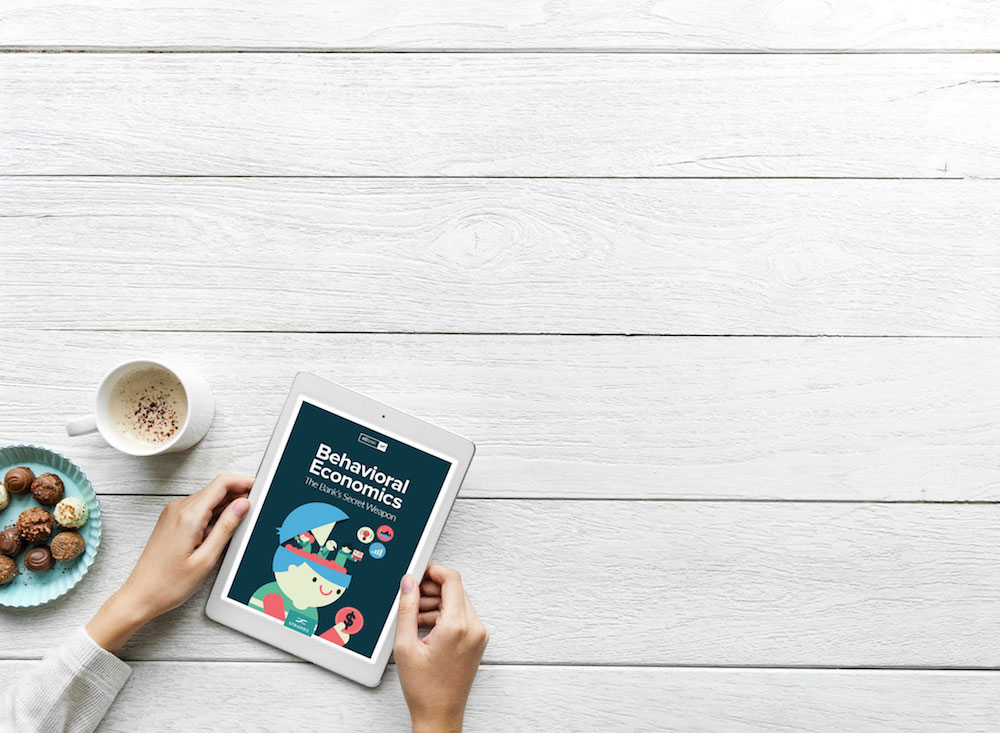 J. Kreisler and STRANDS launch Behavioral Economics eBook