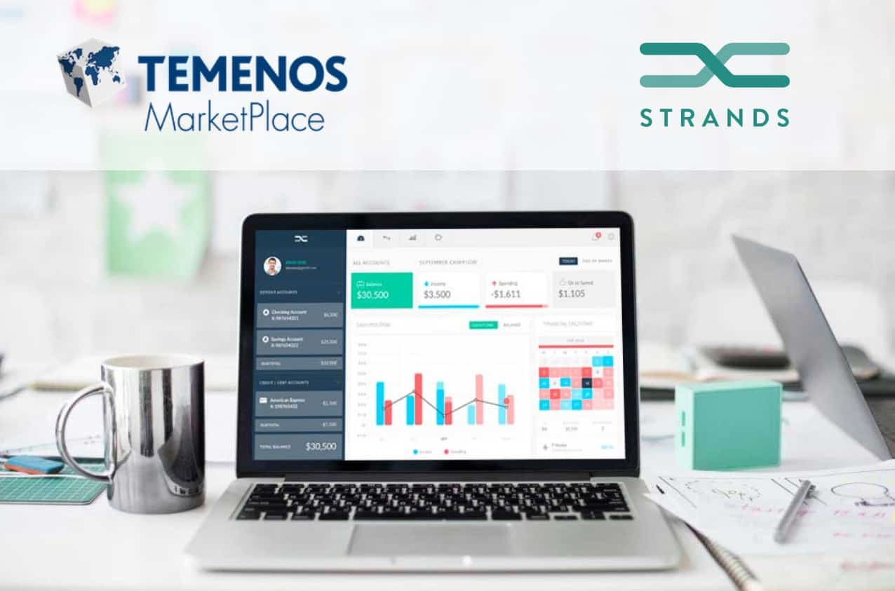 Temenos MarketPlace Features Strands PFM