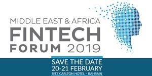 fintech forum middle east africa 2019