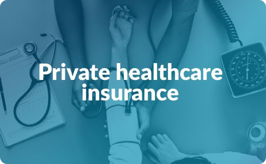 Private healthcare insurnce
