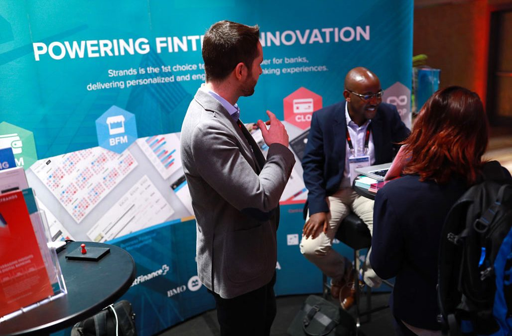 Driving Digital Banking Innovation at Efma's Bank + FinTech Conference