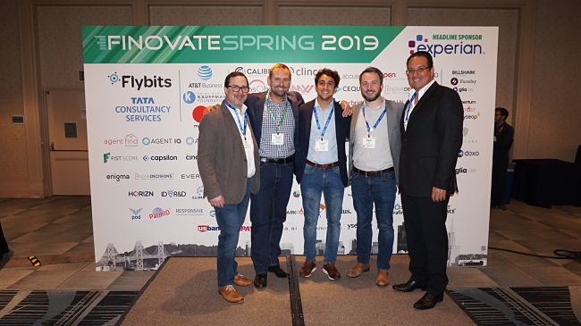 Finovate Spring Highlights: How Mastercard & Strands help Banks target SMEs