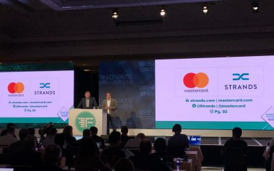 Strands & Mastercard's SME Cash Flow Manager at Finovate
