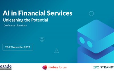 AI in Financial Services: Unleashing the Potential – An Unmissable Event in Barcelona