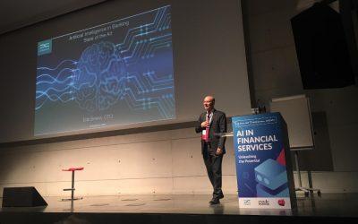 Erik Brieva Delivers Opening Keynote on AI in ESADE