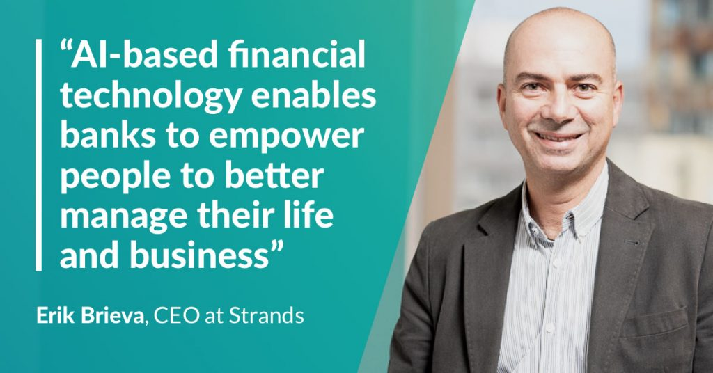 Quote Erik Brieva AI in Financial Services