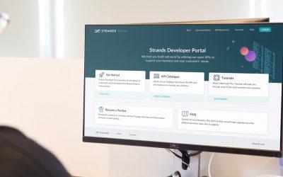 Strands Renews its Developer Portal to Boost Partners' Autonomy